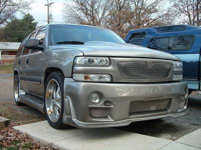 Tahoe - Front Bumper - Bayspeed. - Chevrolet Tahoe Bay Speed SAR Style Front Bumper - 8636SAR