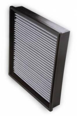 Air Intakes - Oem Air Intakes - AEM - Ford Mustang AEM DryFlow Panel Air Filter - 28-20298