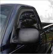 Accessories - Wind Deflectors - AVS - Chevrolet Silverado AVS In-Channel Ventvisor Deflector - 2PC