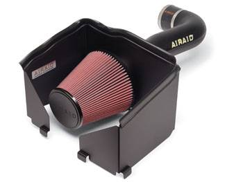 Air Intakes - Oem Air Intakes - Airaid - Airaid Air Intake System with Tube - 300-150
