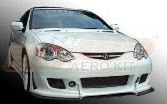 Bayspeed. - Acura RSX Bay Speed Buddy Club 2 Style Front Bumper - 8907BD2