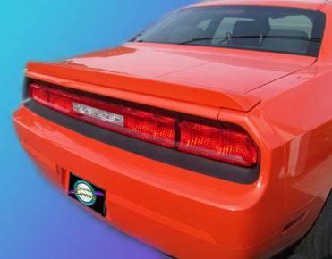 Spoilers - Custom Wing - California Dream - Dodge Challenger California Dream Spoiler - Painted - 903N