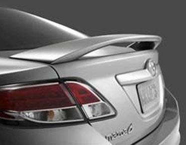 Spoilers - Custom Wing - California Dream - Mazda 6 California Dream OE Style Spoiler with Light - Unpainted - 906L