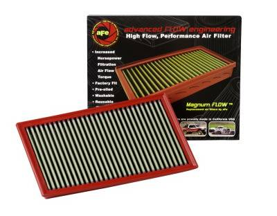 Air Intakes - Oem Air Intakes - aFe - Ford F150 aFe MagnumFlow Pro-5R OE Replacement Air Filter - 30-10100