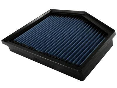 Air Intakes - Oem Air Intakes - aFe - BMW 5 Series aFe MagnumFlow Pro-5R OE Replacement Air Filter - 30-10144