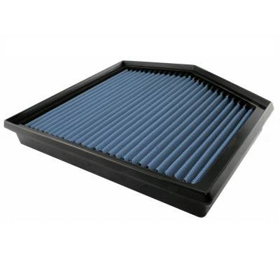 Air Intakes - Oem Air Intakes - aFe - BMW 5 Series aFe MagnumFlow Pro-5R OE Replacement Air Filter - 30-10145