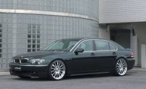 Wald - BMW 7-Series Aero Kit