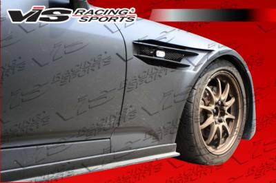 S2000 - Fenders - VIS Racing - Honda S2000 VIS Racing Blade Front Fenders - 00HDS2K2DBLD-007