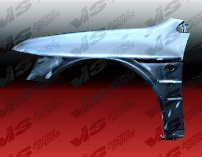Lancer - Fenders - VIS Racing - Mitsubishi Lancer VIS Racing Z-Speed Front Fenders - 03MTEV84DZSP-007