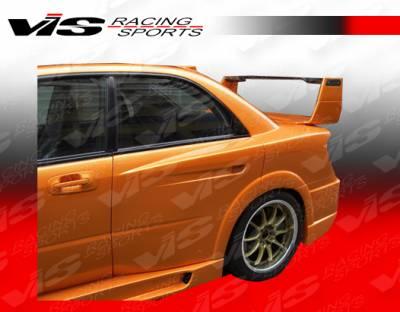 WRX - Fenders - VIS Racing. - Subaru WRX VIS Racing Z Speed Widebody Rear Fenders - 04SBWRX4DZSPWB-006