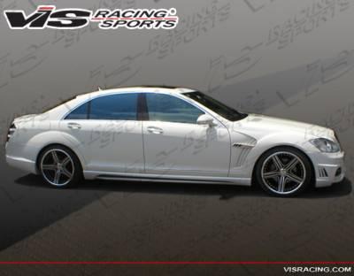 S Class - Fenders - VIS Racing - Mercedes-Benz S Class VIS Racing VIP Fender - 07MEW2214DVIP-007