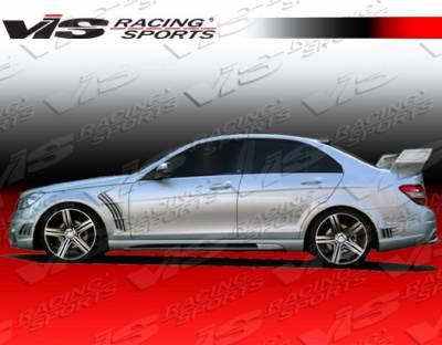 C Class - Fenders - VIS Racing - Mercedes-Benz C Class VIS Racing VIP Front Fenders - 08MEC634DVIP-007
