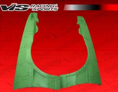 Corolla - Fenders - VIS Racing - Toyota Corolla VIS Racing JB Front Fenders - 84TYCOR2DJB-007