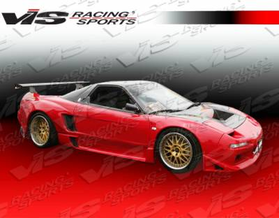 VIS Racing. - Acura NSX VIS Racing FX Widebody Front Fenders - 91ACNSX2DFXWB-007