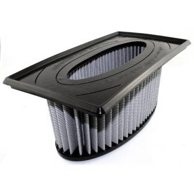 Air Intakes - Oem Air Intakes - aFe - Ford F150 aFe MagnumFlow Pro-Dry-S OE Replacement Air Filter - 31-80006