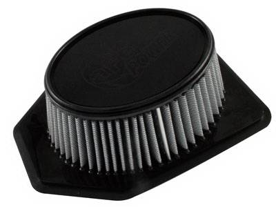 Air Intakes - Oem Air Intakes - aFe - Jeep Wrangler aFe MagnumFlow Pro-Dry-S OE Replacement Air Filter - 31-80155