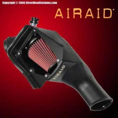 Air Intakes - Oem Air Intakes - Airaid - Airaid Air Intake System - 400-131