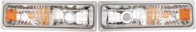 Headlights & Tail Lights - Corner Lights - APC - Chevrolet CK Truck APC Parking Lights with Euro Clear Lens - 403021PLE