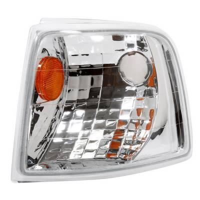 Headlights & Tail Lights - Corner Lights - APC - Ford Ranger APC Corner Lights with Diamond Clear Lens - 403041CLD