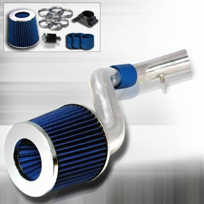 Air Intakes - OEM - Custom Disco - Nissan 350Z Custom Disco Cold Air Intake with Filter - AF-C350Z03