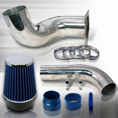 Air Intakes - OEM - Custom Disco - Ford Mustang Custom Disco Cold Air Intake with Filter - AFC-MST96V8