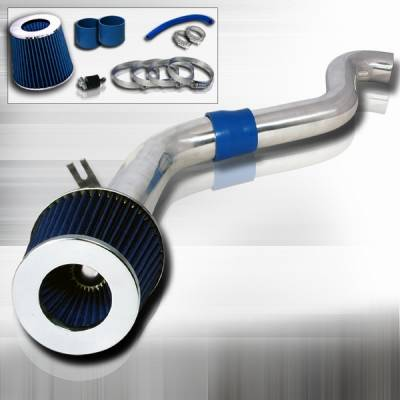 Air Intakes - OEM - Custom Disco - Honda Prelude Custom Disco Cold Air Intake with Filter - AFC-PL924C