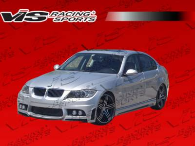 Headlights & Tail Lights - Fog Lights - VIS Racing - BMW 3 Series VIS Racing VIP Fog Light - 06BME904DVIP-051