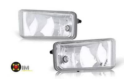 Headlights & Tail Lights - Fog Lights - WinJet - Chevrolet Silverado WinJet Fog lights