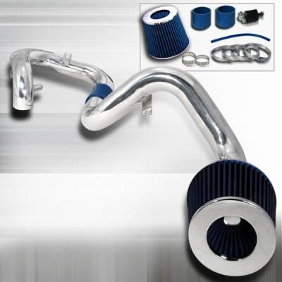 Air Intakes - OEM - Custom Disco - Scion xB Custom Disco Polished Cold Air Intake - AFC-XB04