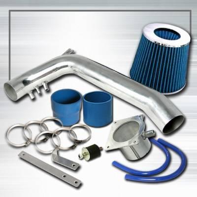 Air Intakes - OEM - Custom Disco - Nissan 240SX Custom Disco Short Ram Intake - AF-S1389