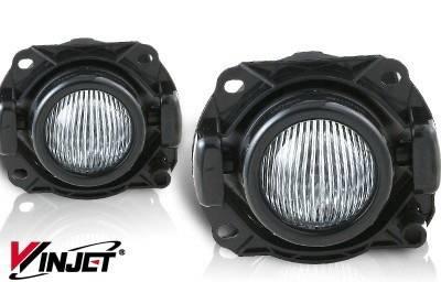 Headlights & Tail Lights - Fog Lights - WinJet - BMW X3 WinJet OEM Fog lights