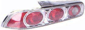 Headlights & Tail Lights - Tail Lights - APC - APC Clear Euro Taillights - 404105TLR