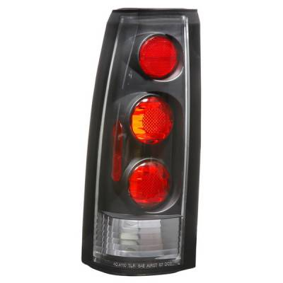 Headlights & Tail Lights - Tail Lights - APC - Chevrolet Blazer APC Euro Taillights - 404110TLB