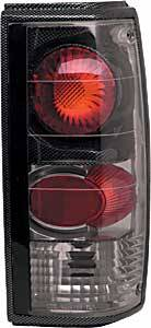 Headlights & Tail Lights - Tail Lights - APC - APC Euro Taillights with Carbon Fiber Housing - 404111TLCF