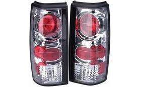 Headlights & Tail Lights - Tail Lights - APC - APC Euro Taillights - 404111TLR