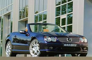 Brabus - Front Spoiler for AMG
