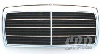 Grilles - Custom Fit Grilles - Custom - OEM Grille Assembley