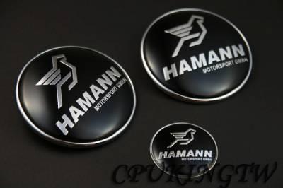 Accessories - Emblems - Custom - M Steering Wheel 46mm Badge