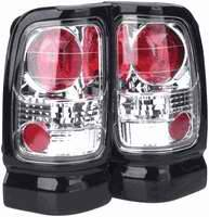 Headlights & Tail Lights - Tail Lights - APC - APC Euro Taillights - 404120TLR