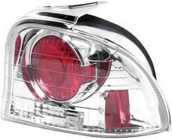 Headlights & Tail Lights - Tail Lights - APC - APC Euro Taillights - 2PC - 404121TLR