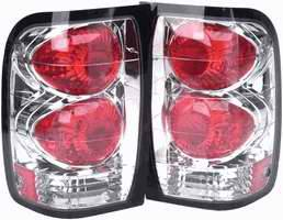 Headlights & Tail Lights - Tail Lights - APC - APC Euro Taillights - 404131TLR