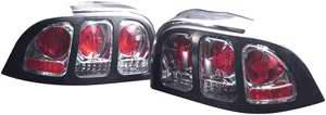 Headlights & Tail Lights - Tail Lights - APC - APC Euro Taillights - 404138TLR