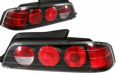 Headlights & Tail Lights - Tail Lights - APC - APC Black Taillights - 404147TLB