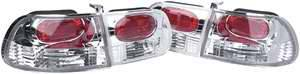 Headlights & Tail Lights - Tail Lights - APC - APC Euro Taillights - 404151TLR