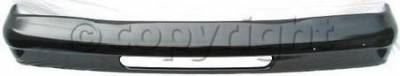 Factory OEM Auto Parts - Original OEM Bumpers - Custom - FRONT BUMPER BLACK