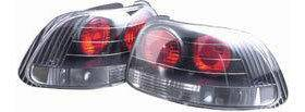 Headlights & Tail Lights - Tail Lights - APC - APC Euro Taillights with Carbon Fiber Housing - 404161TLCF