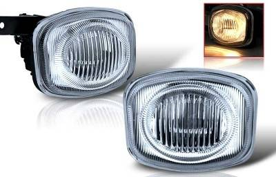 Headlights & Tail Lights - Fog Lights - WinJet - Mitsubishi Eclipse WinJet OEM Fog Light - Clear - WJ30-0080-09