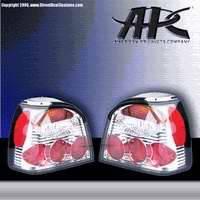 Headlights & Tail Lights - Tail Lights - APC - APC Taillights - 404196TLR