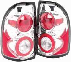Headlights & Tail Lights - Tail Lights - APC - APC Euro Taillights - Next Generation - 404522TLR
