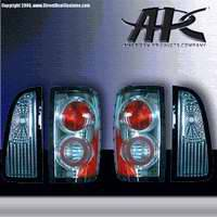 Headlights & Tail Lights - Tail Lights - APC - APC Euro Taillights - Screw Type - Next Generation - 4PC - 404536TLRS